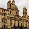 Church of Sant'Agnese in Agone at Piazza Navona