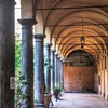 Basilica of Sant'Andrea delle Fratte, monastery cloisters