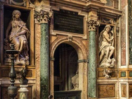 Basilica of Sant'Andrea della Valle, Barberini Chapel