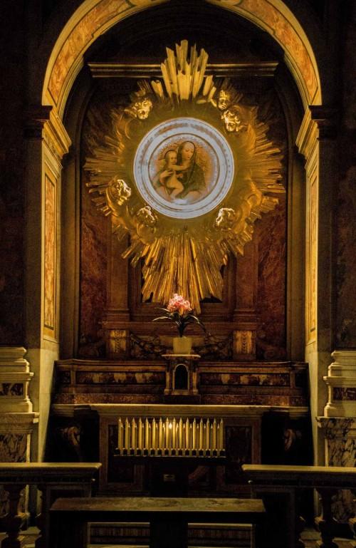 Basilica of Sant'Andrea della Valle, Chapel of Madonna della Purita