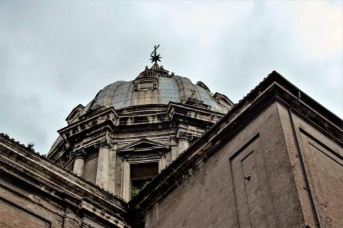 Sant'Andrea della Valle, kopuła