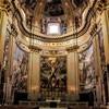 Absyda kościoła Sant'Andrea della Valle