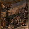 The Burial of St. Andrew, apse fresco in the Church of Sant'Andrea della Valle
