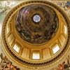 Basilica of Sant'Andrea della Valla, dome paintings – Giovanni Lanfranco