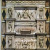 Basilica of Sant'Andrea della Valle, funerary monument of Pope Pius II