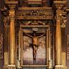 San Carlo al Corso, Chrystus ukrzyżowany, Francesco Cavallini