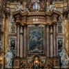 Basilica of San Carlo al Corso, Chapel of the Blessed Sacrament