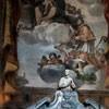 Basilica of San Carlo al Corso, church ambulatory, reliquary with the heart of St. Charles Borromeo