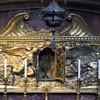 San Carlo al Corso, obejście kościoła, relikwiarz z sercem świętego Karola Boromeusza