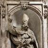 San Carlo al Corso, św. Barnaba, Francesco Cavallini