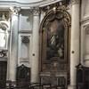 San Carlo alle Quattro Fontane, wnętrze