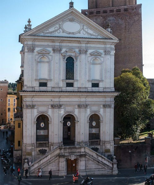 Church of Santa Caterina da Siena a Magnanapoli
