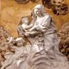 Santa Catarina da Siena a Magnanapoli, św. Róża z Limy, Pietro Bracci