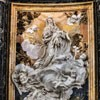 Church of Santa Caterina da Siena a Magnanapoli, The Ecstasy of St. Catherine of Siena, Melchiorre Caffa