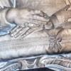 Santa Caterina da Siena a Magnanapoli, kaplica rodu Bonanni, Virginia Bonanni, fragment, G. Finelli