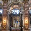 Santa Caterina da Siena a Magnanapoli, Trzej Archaniołowie, Giuseppe B. Passeri
