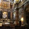Santa Caterina da Siena a Magnanapoli, widok wnętrza