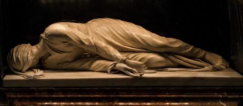 Santa Cecilia, figura św. Cecylii, Stefano Maderno