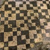Underground of the Basilica of Santa Cecilia, floor from ancient times