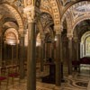 Basilica of Santa Cecilia, ancient balneum – the site of the legendary torture of St. Cecilia (church underground)