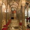 Santa Cecilia, antyczne balneum - miejsce legendarnej kaźni św. Cecylii, podziemia kościoła, XX w.
