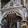 Church of Santa Cecilia, ciborium in the church apse – Arnolfo di Cambio, end of the XIII century