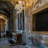 Santa Cecilia, lewa nawa kościoła