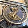 Statue of the Queen of Sweden – Christina, fragment, Basilica of San Pietro in Vaticano