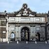 Porta del Popolo – gate, through which Queen Christina entered Rome