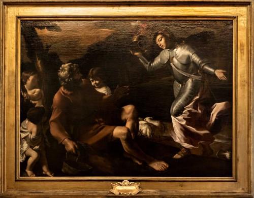 Giovanni Lanfranco, Erminia między pasterzami, Musei Capitolini - Pinacoteca Capitolina