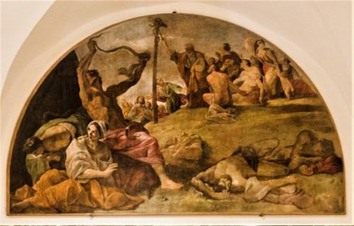 Giovanni Lanfranco, Wiek brązu, Pinacoteka bazyliki San Paolo fuori le Mura