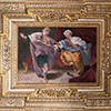 Giovanni Lanfranco, dekoracje sufitu jednej ze sal pałacu Mattei di Giove, Sceny z życia Józefa - Józef i żona Potifara
