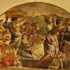 Giovanni Lanfranco, Manna z nieba, Pinacoteca bazyliki San Paolo fuori le Mura