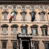 Palazzo Madama, siedziba kardynała Giovanniego de Medici zanim został papieżem