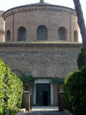 Church of Santa Constanza (the former Mausoleum of Constantina)