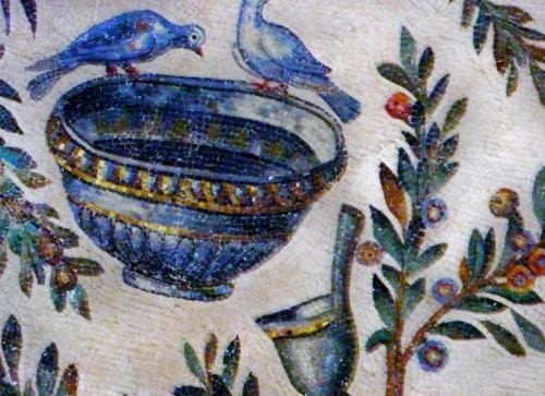 Santa Constanza, mozaiki obejścia, fragment