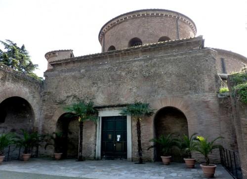 Santa Constanza, portal wejściowy (dawne mauzoleum Konstantyny)