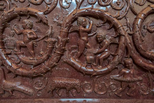 Sarkofag Konstantyny, fragment, Musei Vaticani