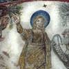 Santa Constanza, mozaiki chrześcijańskie, Chrystus na rajskiej górze