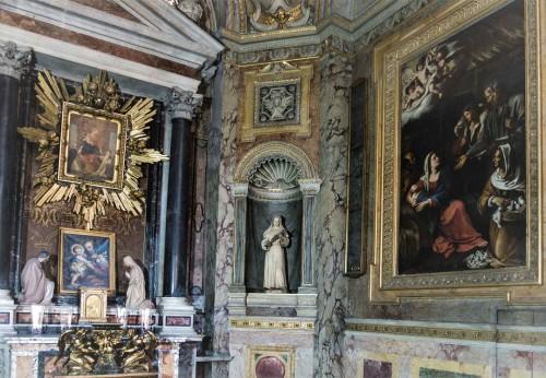 San Giacomo in Augusta, kaplica św. Rozalii