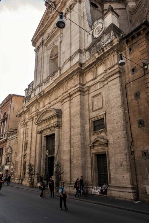 San Giacomo in Augusta przy via del Corso