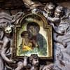 San Giacomo in Augusta, Madonna Cudów w kaplicy dei Miracoli