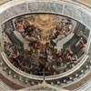 San Giacomo in Augusta, zwieńczenie absydy
