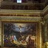 San Girolamo dei Croati, malowidło transeptu, Ukrzyżowanie, Pietro Gagliardi