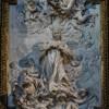 Sant'Ignazio, ołtarz św. Alojzego Gonzagi - Pierre Le Gros