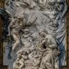 Sant'Ignazio, ołtarz św. Jana Berchmansa, proj. Andrea Pozzo