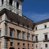 Onorio Longhi, projekt fasady i wnętrz - Palazzo Altemps