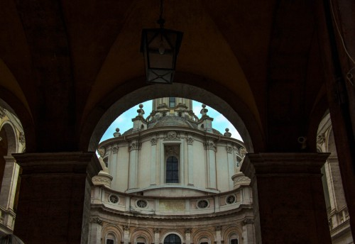 Church of Sant'Ivo alla Sapienza