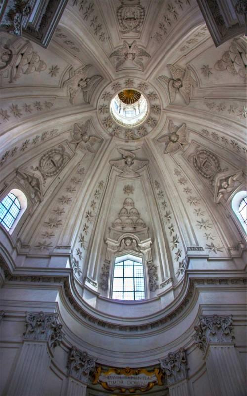 Sant'Ivo alla Sapienza, kopuła kościoła