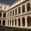 Sant'Ivo alla Sapienza, dziedziniec dawnego uniwersytetu La Sapienza, obecnie siedziba archiwów miejskich